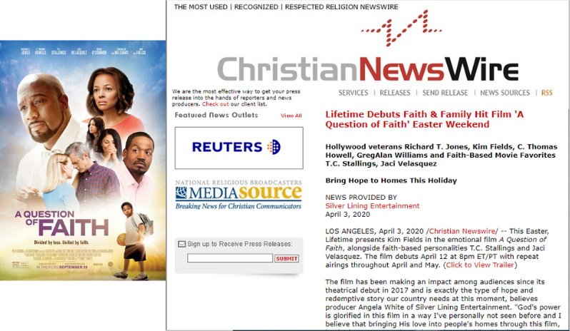 Christian News Wire