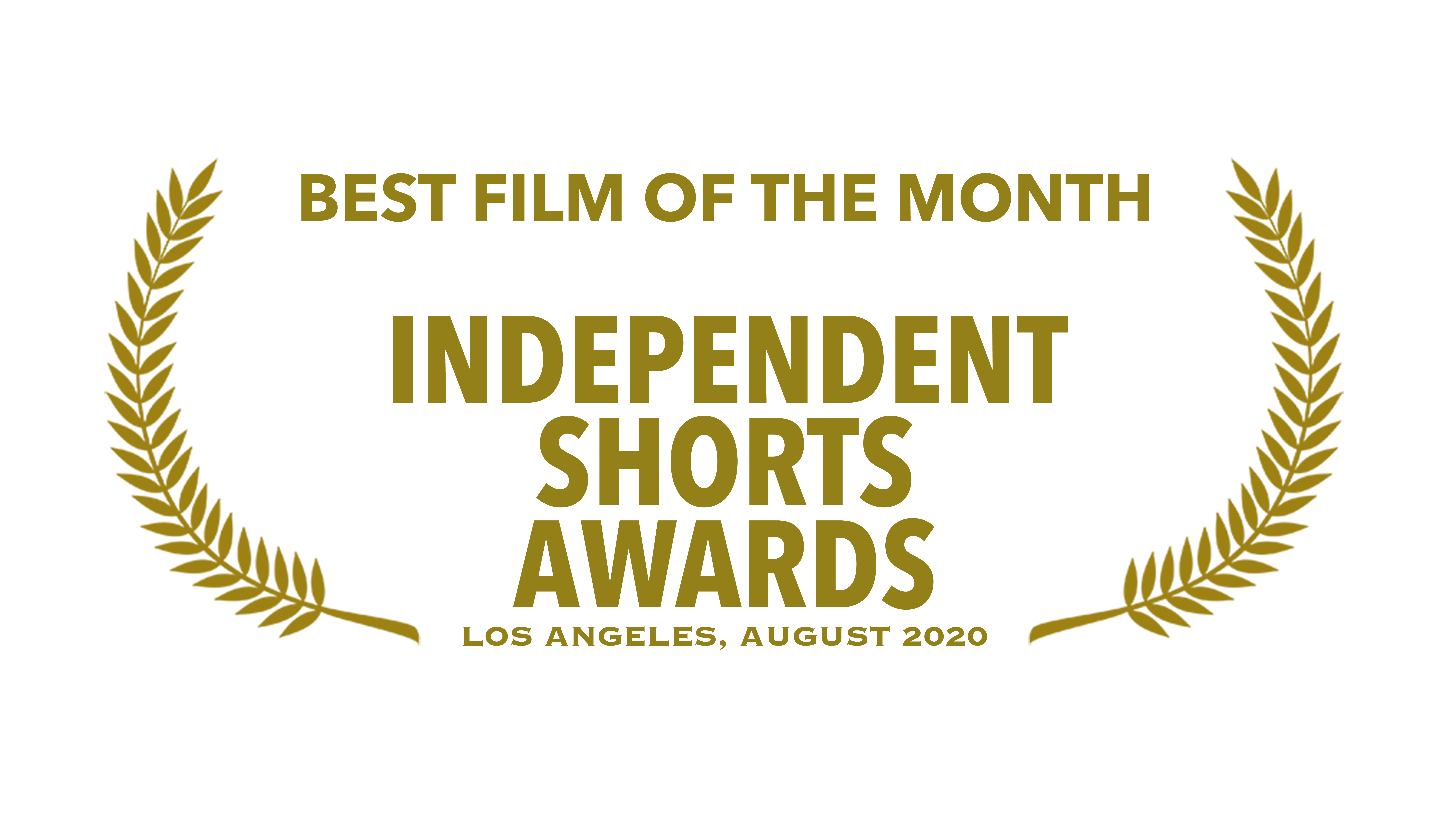 Best Film of the Month Independent Shorts Awards